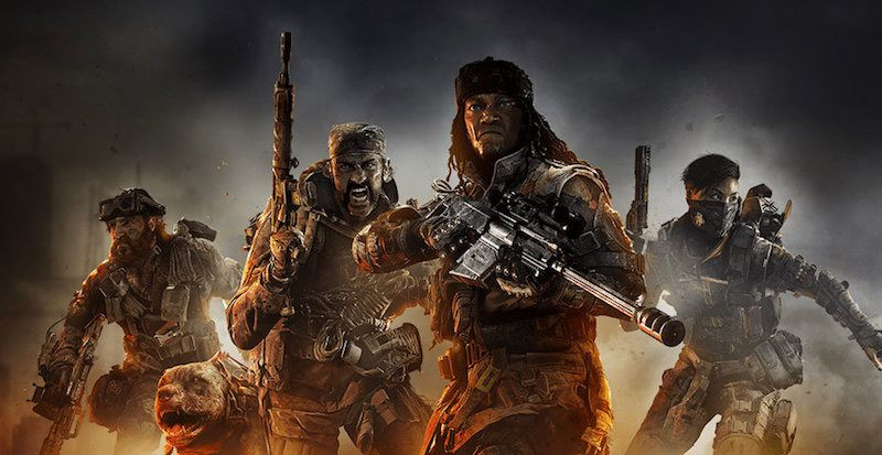 Call Of Duty Black Ops 4 Confirms Zombies For Blackout Mode
