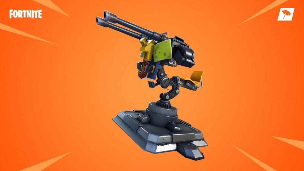 Fortnite's Mounted Turrets Get Nerfed | Player Ready Up