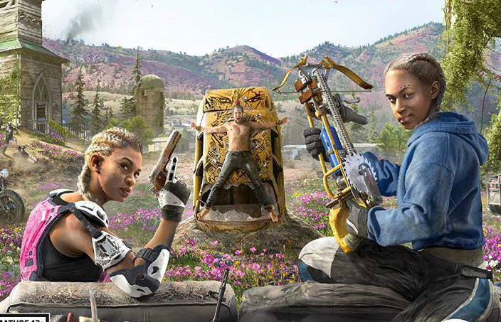 TGA 2018: Far Cry New Dawn trailer announces February release date