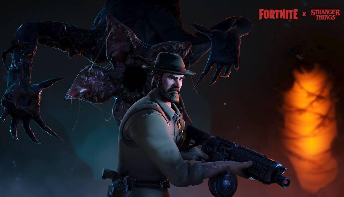 Fortnite Kicks Off Stranger Things Crossover | Player Ready Up
