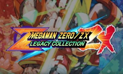 Mega Man Zero/ZX Legacy