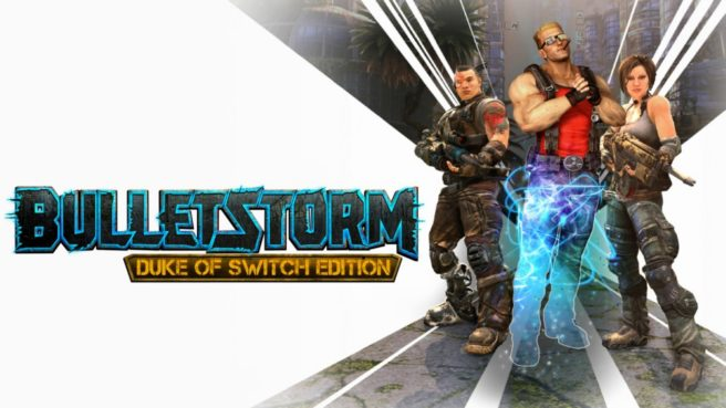 Bulletstorm: Duke of Switch